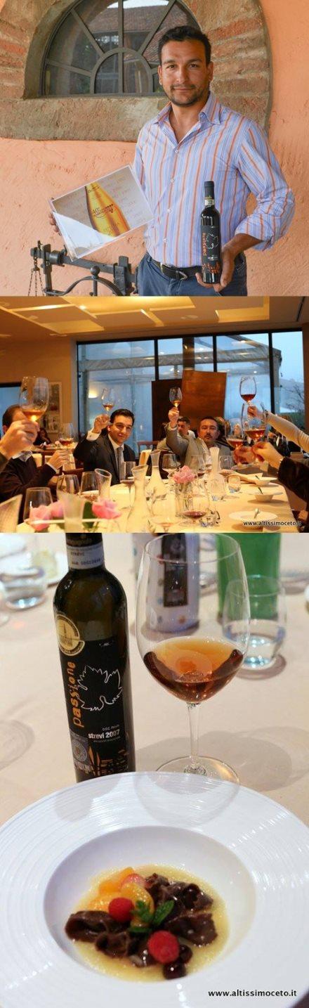 Silvio Bragagnolo produttore di vini passiti sui Social